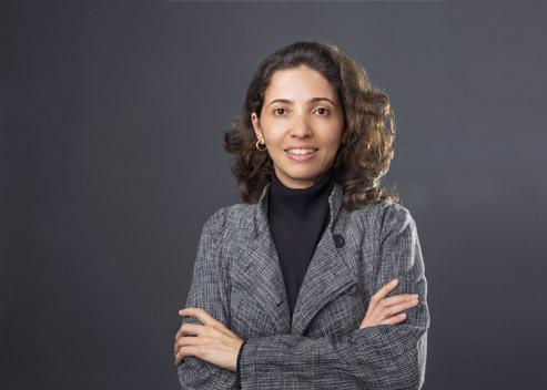 A psicóloga em Florianópolis